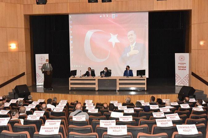 Rektör Namık Ak, 'Toplum destekli polislik kent güvenlik danışma kurulu' toplantısına katıldı