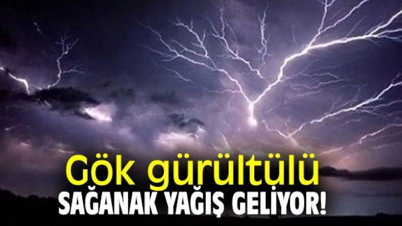 Meteoroloji'den Karaman'a uyarı: Kuvvetli geliyor