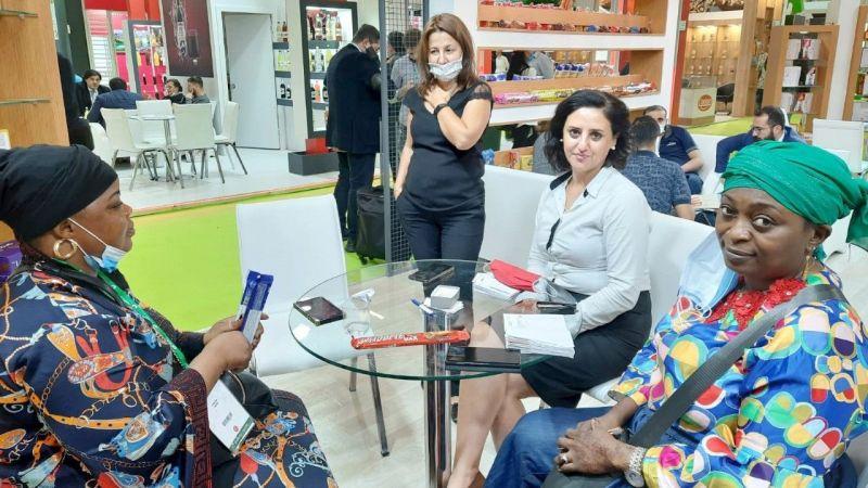 Ortadoğu ülkelerinden Türk ürünlerine yoğun ilgi