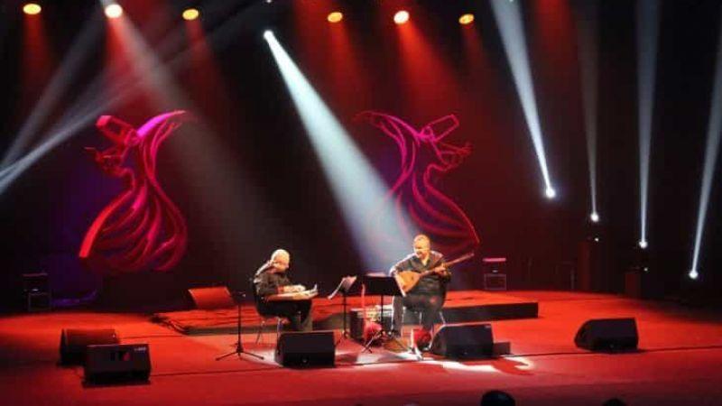18. Uluslararası Konya Mistik Müzik Festivali başlıyor