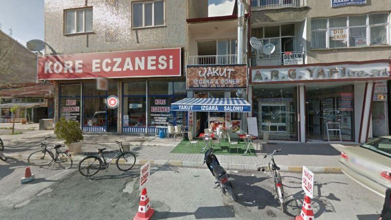 Karaman'da çift cepheli kiralık dükkan