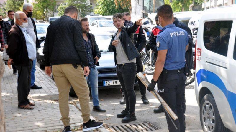 Karaman'da akrabaların sopalı- bıçaklı kavgası: 5 yaralı