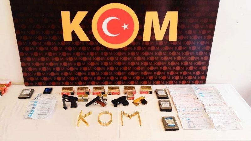 Konya'daki tefecilik operasyonunda 3 tutuklama