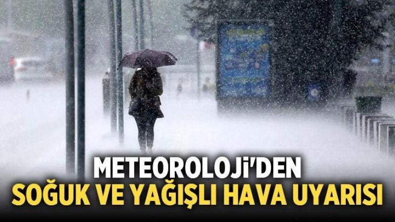 Karaman'a soğuk ve yağışlı hava geliyor!