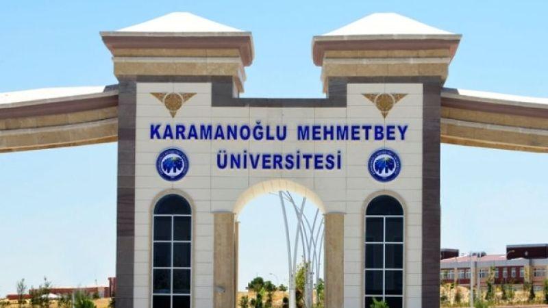 KMÜ'ye sözleşmeli personel alınacak