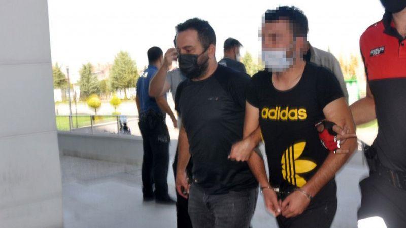 2saat arayla2 kuzenivuran şüpheli tutuklandı