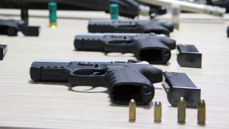Karaman'da 9 ayda 342 ruhsatsız silah yakalandı