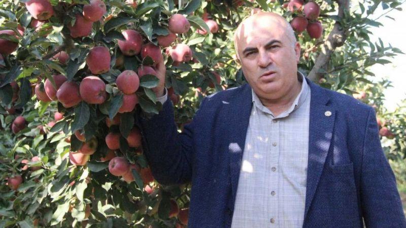 Karaman elması, bahçeden 3 kilometre ileride 3 katı fiyatına satılıyor!