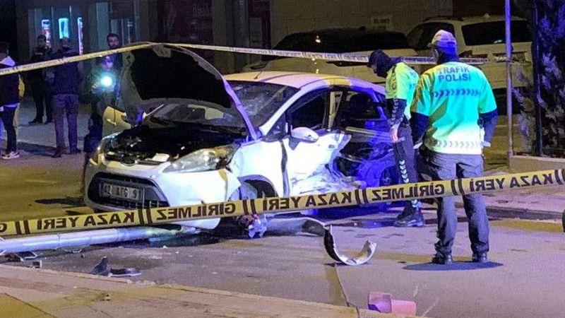 Konya'da kaza: Edanaz ile Irmak öldü, 3 yaralı