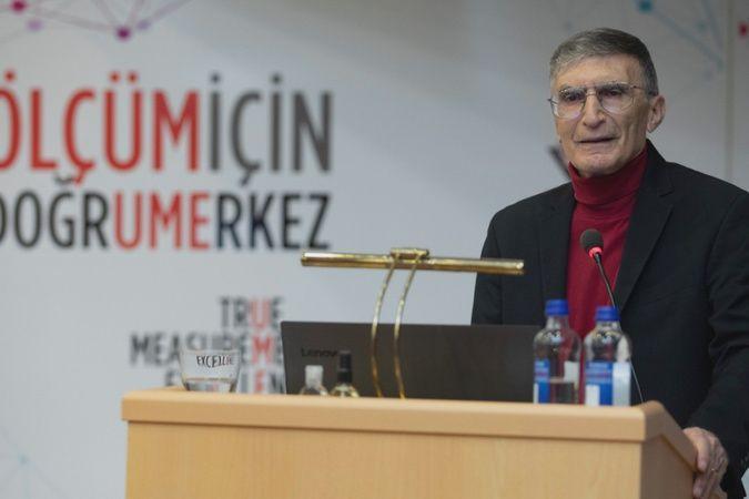 Prof. Dr. Aziz Sancar'dan çok konuşulacak aşı yorumu