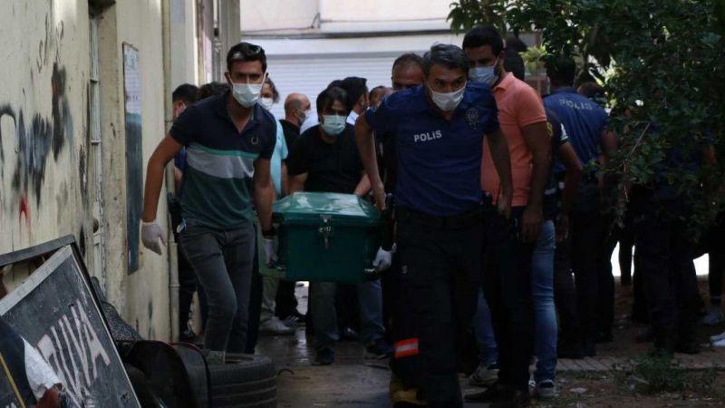 2 çocuk annesi kadın yangında can verdi