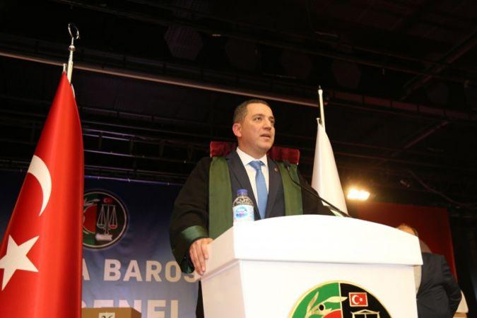 Ankara Barosu Başkanı ve Yönetim Kurulu üyeleri hakkında 'hakaret' davası açıldı