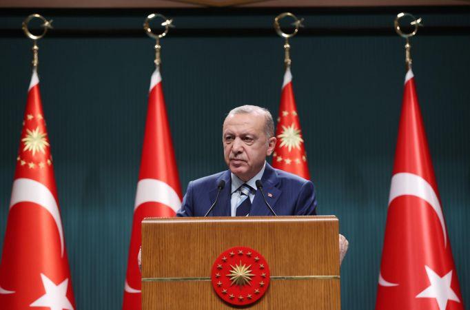 Erdoğan: Türkiye dünyanın en fazla öğrenci yurduna ve yatağına sahip ülkesidir