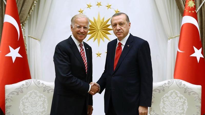 Cumhurbaşkanı Erdoğan, ABD Başkanı Biden'la görüşecek