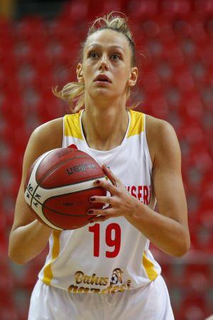 Bellona Kayseri Basketbol - ÇBK Mersin Yenişehir Belediyespor