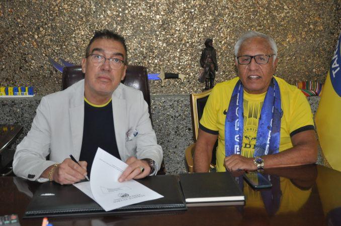 Tarsus İdman Yurdu'nun yeni teknik direktörü Hüseyin Kalpar oldu