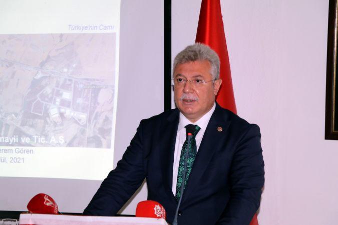 Çankırı'ya yapılacak 250 milyon dolarlık yatırımla ilgili protokol imzalandı