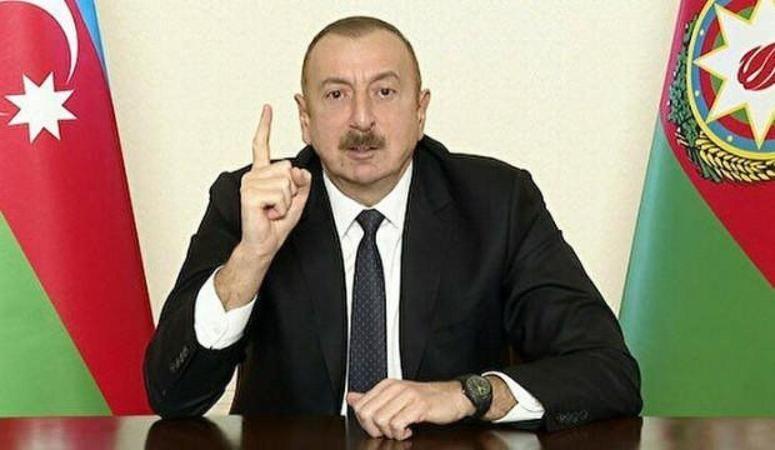 Aliyev'in sözleri İran'ı rahatsız etti: Bu şekilde bir açıklama yapması şaşırtıcı