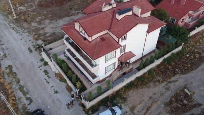 Konya'da silahlı organize suç örgütüne darbe: 33 gözaltı