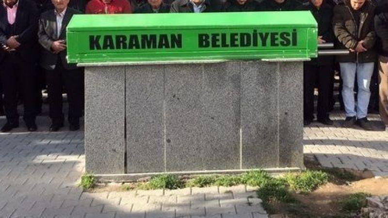 25 Ekim Karaman'da vefat edenler