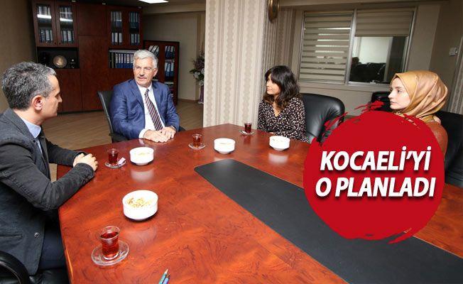 """Özak """"şehir planlamasına önem verdik"""""""