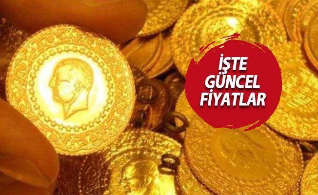 Çeyrek ve gram altın fiyatları kaç lira oldu?