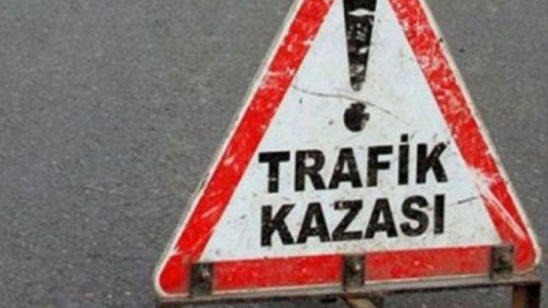 Feci trafik kazası...
