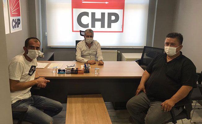CHP İzmit nöbete başlıyor