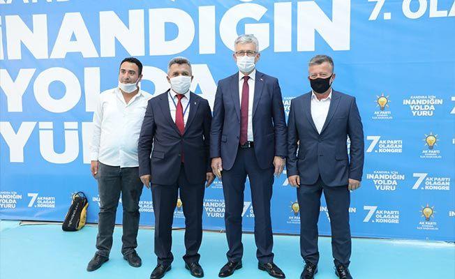 İşte AK Parti Kandıra'nın yeni yönetimi