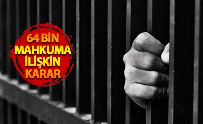Cezaevi izinleri 31 Temmuz'a uzatıldı