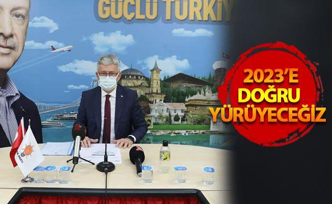 Mehmet Ellibeş adaylığını açıkladı