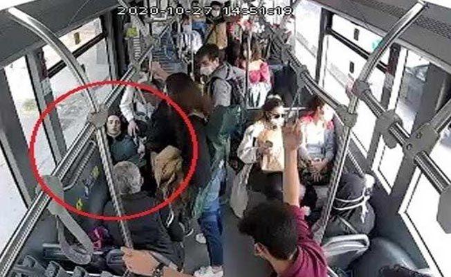 Otobüste fenalaşan yolcuyu hastaneye yetiştirdi