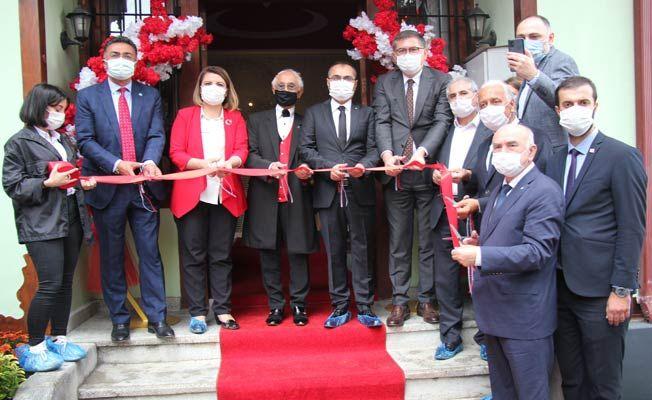 En zengin Atatürk Müzesi İzmit'te açıldı