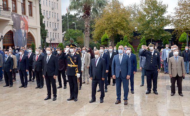 Karamürsel ve Gölcük'te 29 Ekim Cumhuriyet Bayramı coşkusu