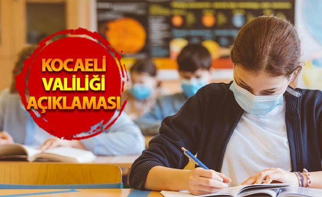Kocaeli'de okullar açılıyor mu? Kocaeli Valiliği son dakika açıklaması, 1 Mart'ta okullar kaç gün olacak?