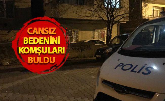 İzmit... Mehmet Ali Serbest evinde ölü bulundu