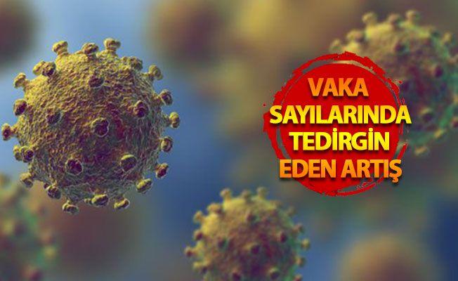 5 Mart koronavirüs tablosu... Vaka sayılarında tedirgin eden artış
