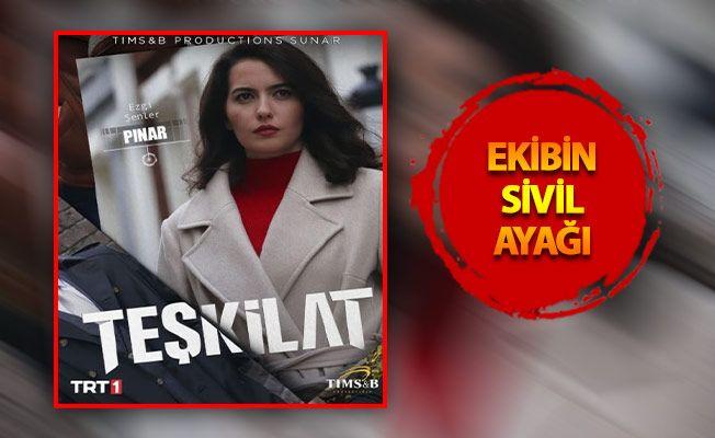 Teşkilat Pınar kimdir? Ezgi Şenler kimdir, kaç yaşında?