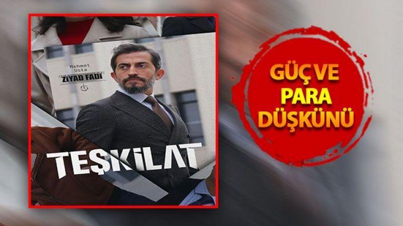 Teşkilat Ziyad Fadi kimdir? Mehmet Usta kimdir, kaç yaşında?