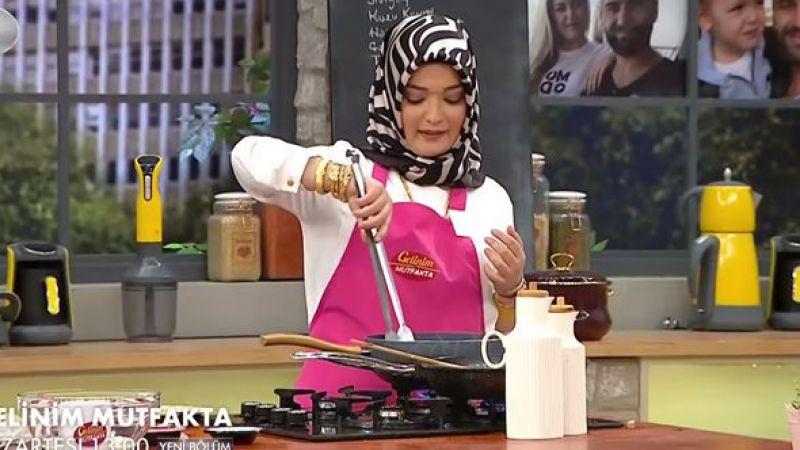 Gelinim Mutfakta Esra Birinci kimdir? Gelinim Mutfakta Esra Instagram adresi