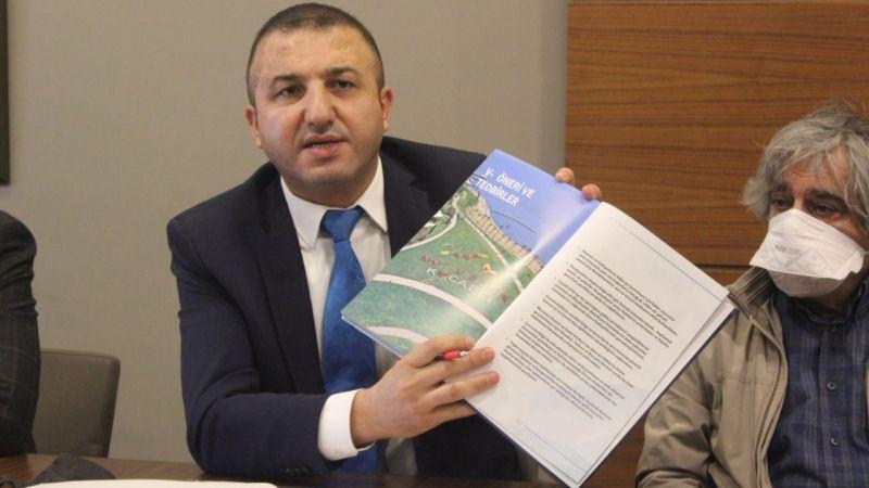 CHP Faaliyet Raporunu Değerlendirdi! Cumhuriyet Döneminden Beri Yapılan Bütün Yatırımları Büyükakın Yapmış Olsun...