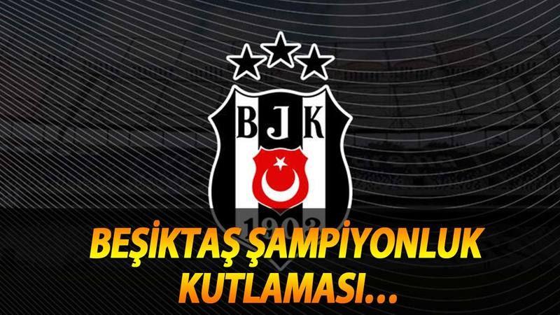 Beşiktaş kupa maçı ne oldu? BJK Türkiye Kupası? Beşiktaş şampiyonluk balosu, Beşiktaş kupa kutlaması ne zaman yapılacak?
