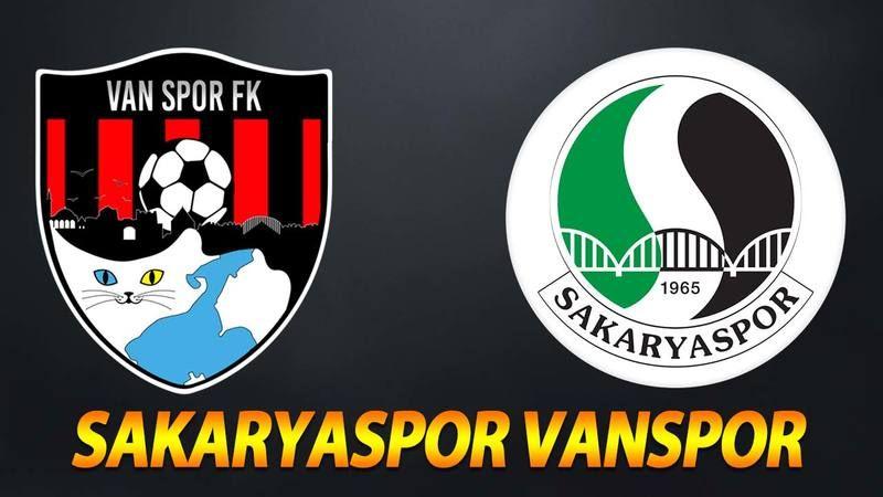 Vanspor maçı hangi kanalda? Sakaryaspor canlı maç izle, Vanspor Sakarya maçı canlı izle!