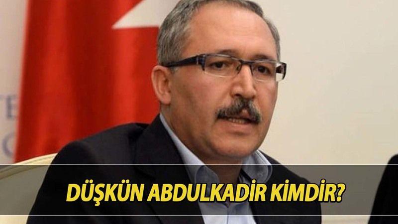 Düşkün Abdülkadir Kim? Sedat Peker'in Videolarında Adı Geçen Düşkün Abdulkadir Kimdir? Düşkün Abdülkadir'in Adı Ne?