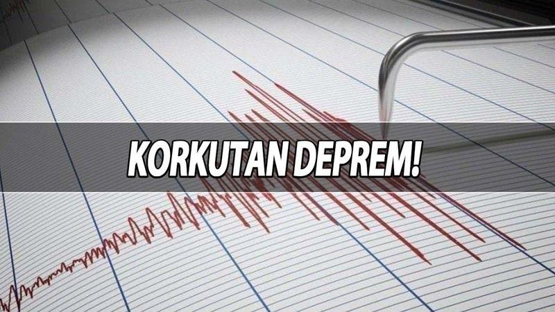 3.8 İle Sallandı! 3 Haziran 2021 Perşembe Sondakika Deprem Listesi!