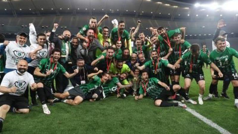 Kocaelispor Şampiyonluk Kutlaması İptal Edildi! İşte Nedeni...