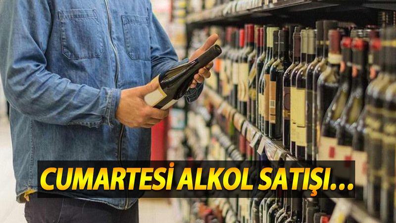 Cumartesi günü Migros alkol satıyor mu? Carrefour Cumartesi günü alkol satışı yapıyor mu? (5 Haziran 2021)
