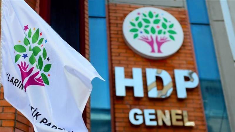 Son Dakika: HDP Bu Sefer Kapatılıyor...