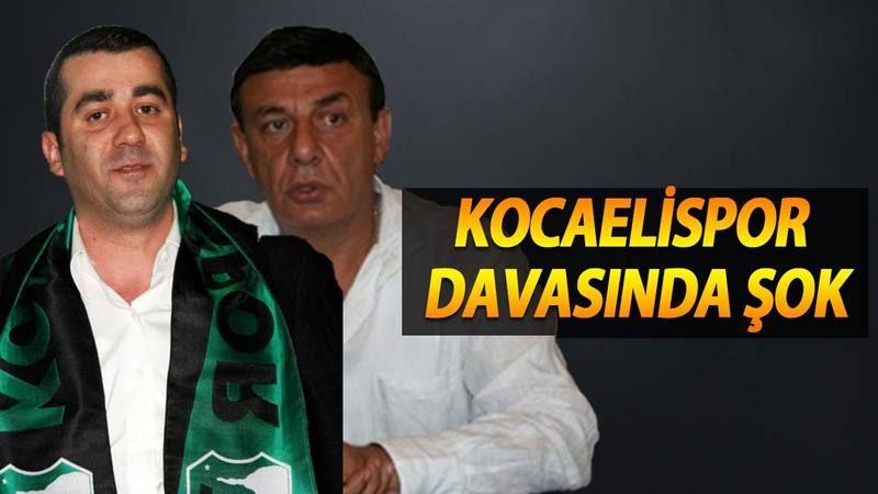 """Kocaelispor Davasında Ceza Yağdı! """"Beraat Beklerken 5 Yıl Aldım"""" Neler Oluyor?"""