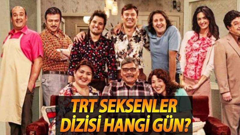 TRT 1 Seksenler dizisi hangi gün? 80'ler dizisi yeni sezon ne zaman başlıyor? Bomba gibi geliyor…